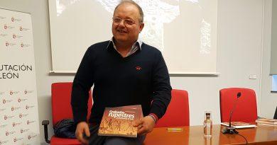 """""""Grabados Rupestres de la Provincia de León"""" estará presente en La III Feria del Libro Cabreirés"""
