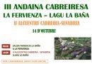 3º Andaina Cabreiresa: La Fervienza y el Lago de La Baña