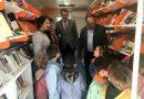 Nuevo bibliobús en León con más espacio y nuevas tecnologías