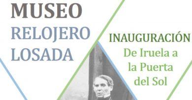 Inauguración del museo Relojero Losada