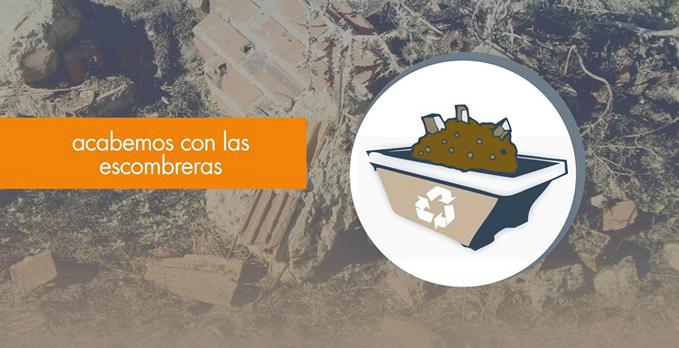 Coloquio informativo sobre la recogida municipal de residuos en Truchas