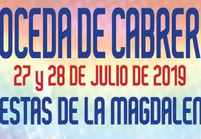 Fiestas de la Magdalena en Noceda de Cabrera