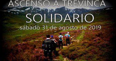 Ascenso solidario a Peña Trevinca
