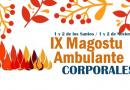 IX Magostu Ambulante en Corporales