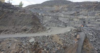 Pizarras de Benuza quiere reanudar la explotación de dos canteras en esta localidad