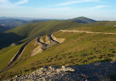 Diputación mejora la seguridad en varios tramos de carretera de Castrillo, Truchas y Encinedo