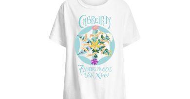 Camiseta «mágica» para seguir promoviendo la cultura en Cabrera