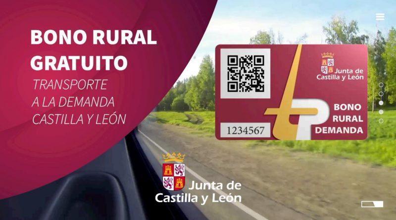 La Junta anuncia un «Bono Rural» que permitirá el transporte gratuito en autobús a demanda