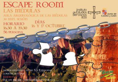 Escape Room en el Aula Arqueológica de Las Médulas
